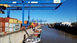 Contargos Duisburg Intermodal Terminal (DIT) lädt zum Tag der Logistik ein