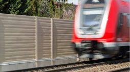 Deutsche Bahn: Über 16 Millionen Euro für Lärmschutz in Nordrhein-Westfalen investiert