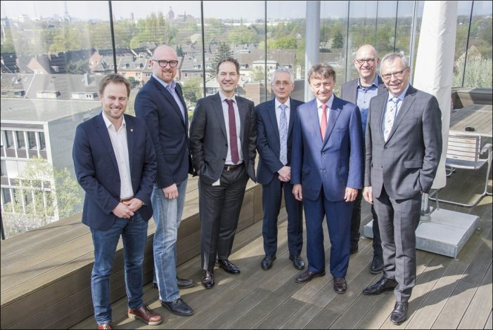 Duisburgs Verwaltungsspitze im Dialog mit der Wirtschaft: Krohne Messtechnik