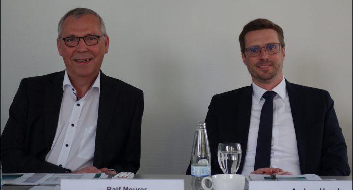 Gesellschaft für Wirtschaftsförderung Duisburg zog Bilanz