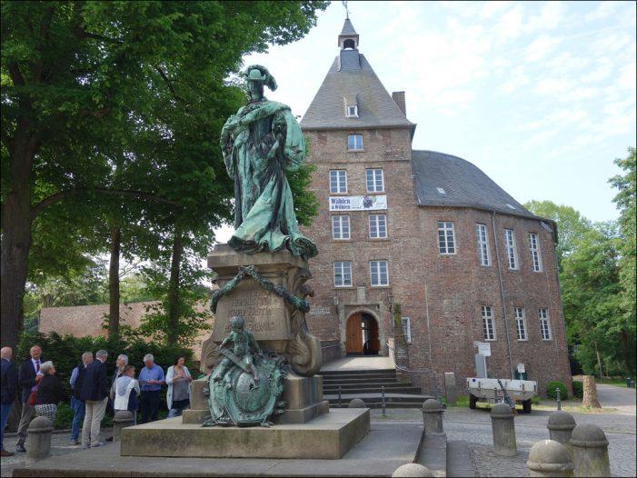 Moers: 400 Jahre oranische Befestigung von Schloss und Stadt