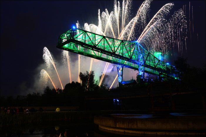 Landschaftspark Duisburg-Nord feiert doppelt: ExtraSchicht und Silberjubiläum