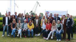 Unternehmerverband: Arbeitskreis Schule / Wirtschaft lud Lehrer zur Haeger & Schmidt Logistics GmbH ein
