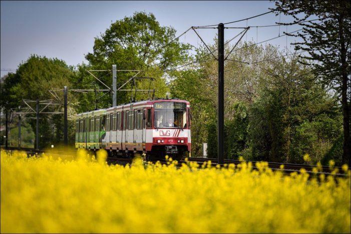 Neue Straßenbahnen in Duisburg: Rheinbahn und DVG gehen gemeinsame Wege