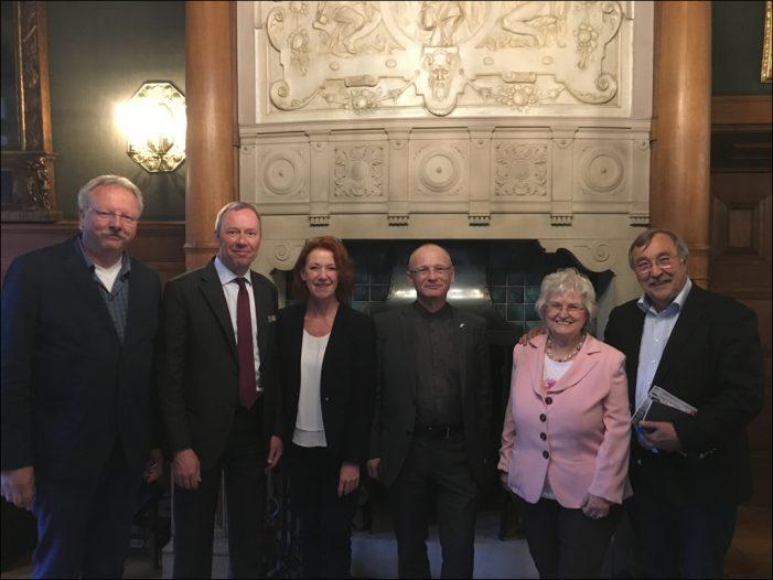 Frank Albrecht und Manfred Osenger neu im Vorstand von proDUISBURG e.V.