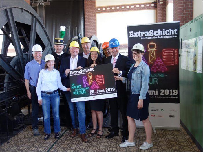 Extraschicht am 29. Juni: Grafschafter Museums- und Geschichtsverein in Moers stellte Programm vor