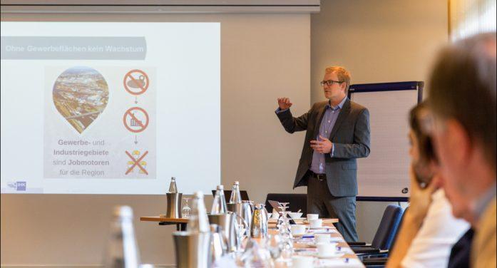 """Unternehmerverband Wirtschaft für Duisburg: """"Ohne Gewerbeflächen keine neuen Jobs"""""""
