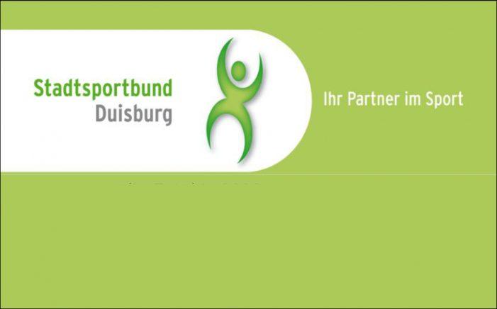Vorstand des Stadtsportbund benennt Handlungsfelder für die Zeit bis 2022
