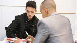 Tag der Ausbildungschance in  Duisburg: Niederrheinische IHK vermittelt Schülern freie Ausbildungsplätze