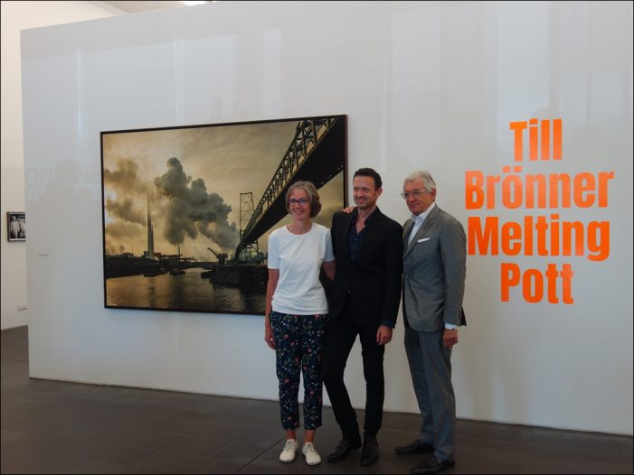 Melting Pot Ruhrgebiet: MKM Museum Küppersmühle zeigt Fotografien von Till Brönner