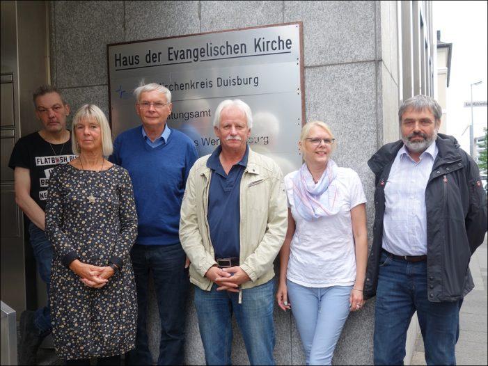 Stiftung Duisburg 24.7.2010 bereitet neunten Jahrestag der Loveparade vor