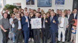 Familienfreundliches Unternehmen Duisburg: Bündnis für Familie zeichnet Indunorm Bewegungstechnik GmbH aus