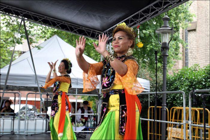 Fest der Vielfalt am Duisburger Innenhafen
