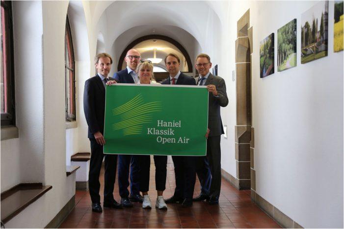 4. Haniel Klassik Open Air: Musikfest auf dem Opernplatz im September