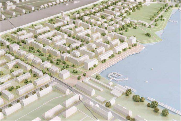 Projekt 6-Seen-Wedau: Bebauungsplan Nr. 1061-II in Duisburg erneut öffentlich ausgelegt
