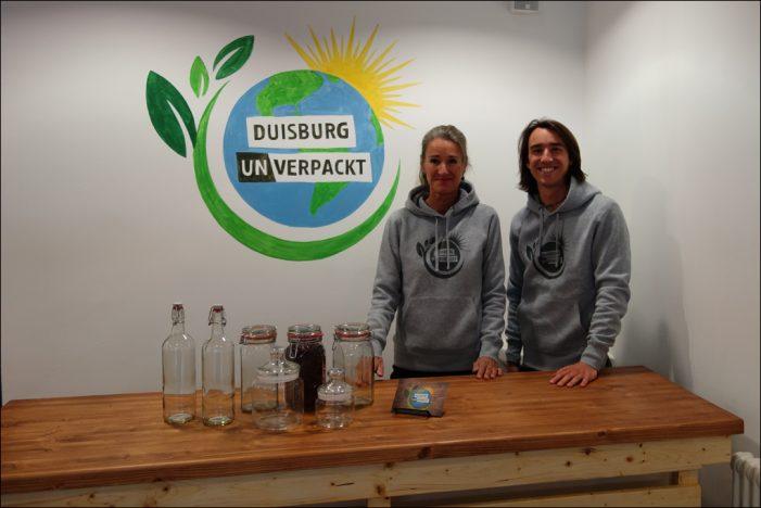 """Ökologisch wirtschaften: Start-up in Duisburg-Neudorf setzt auf """"Unverpacktes"""""""