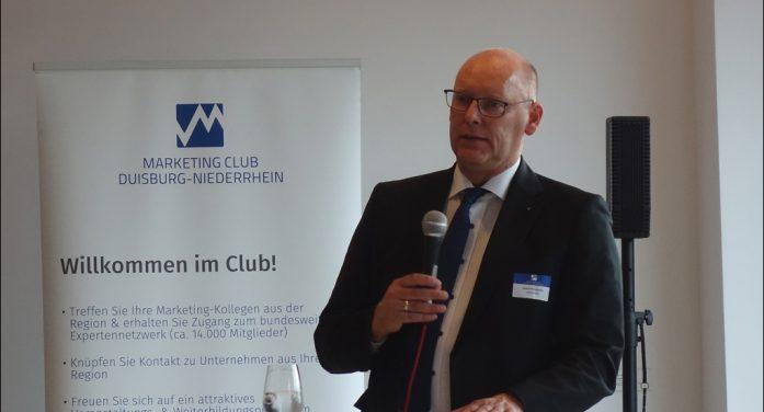 Marketing-Club Duisburg-Niederrhein feierte 10-jähriges Bestehen