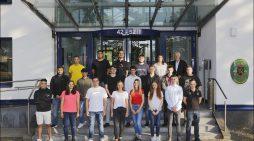 22 neue Azubis starten bei duisport: Duisburger Hafen weitet die Ausbildung aus