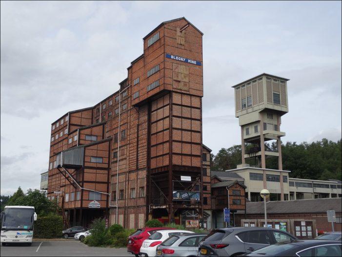 Industrielles Welterbe in Belgien Teil 1: Steinkohlebergbau in der Wallonie