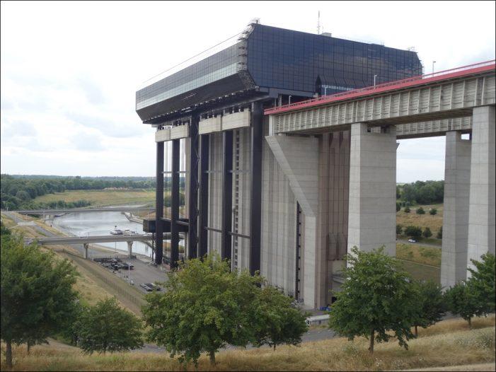 Industrielles Welterbe in Belgien Teil 2: Schiffshebewerke in der Wallonie