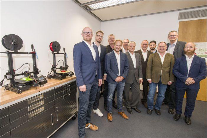Duisburgs Oberbürgermeister im Wirtschaftsdialog bei Cendiq