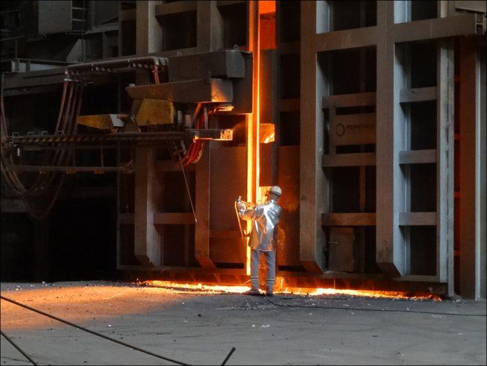 Lange Nacht der Industrie in Duisburg: ArcelorMittal öffnete sein Werkstor