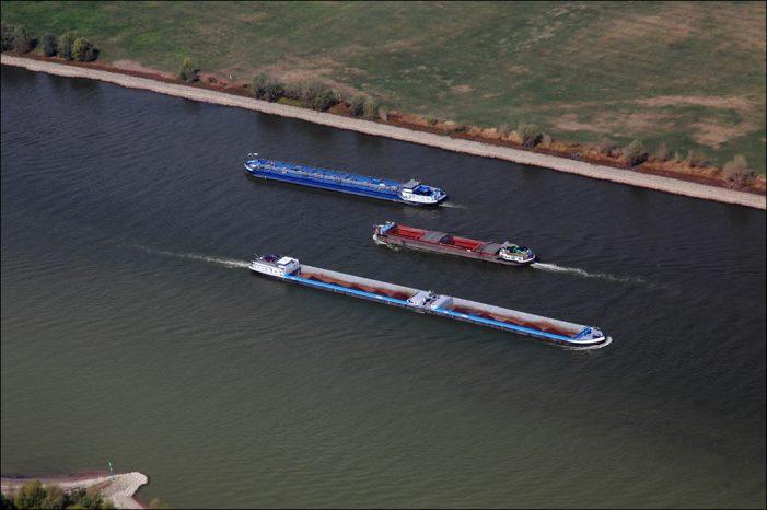 Schifferbörse in Duisburg fordert stärkeres Bewusstsein für die Wasserstraße