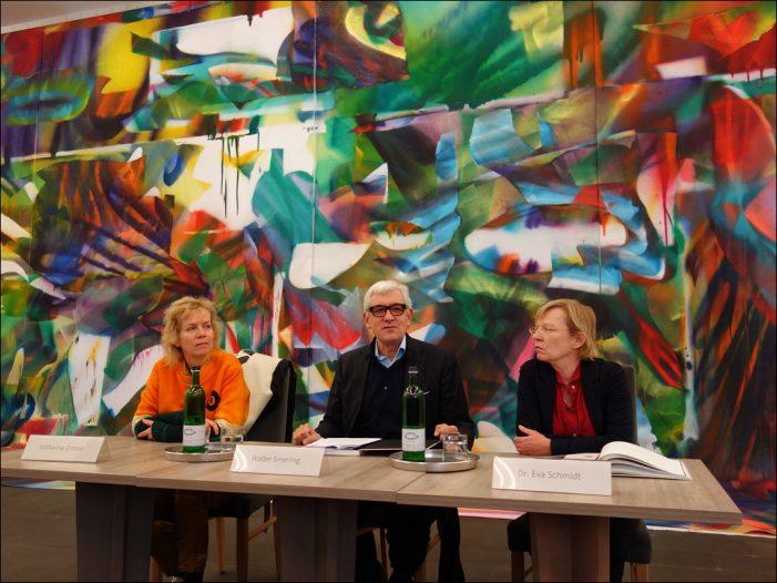 "MKM Museum Küppersmühle zeigt ""Farbe absolut"": Katharina Grosse X Gotthard Graubner"