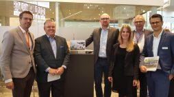 Nachlese zur Expo Real 2019: Concepta plant modernes Bürogebäude GreenView in Duisburg