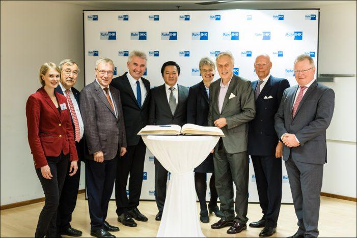 Chancen der Neuen Seidenstraße: Schienen-Highway verbindet Duisburg mit China