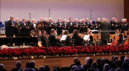 Festliche Weihnachtskonzerte der Jubilaren-Vereinigung in der Duisburger Mercatorhalle: Letztmalig mit dem thyssenkrupp Chor