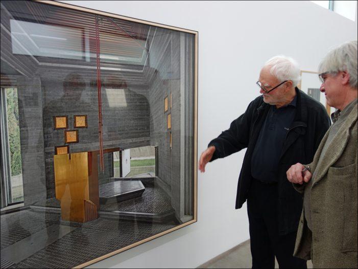 Museum DKM in Duisburg zeigt Architektur-Fotografie von Klaus Kinold