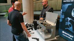 """Erfolgreicher Praxistag """"Additive Fertigung"""" – spannende Einblicke in 3D im Tectrum in Duisburg"""