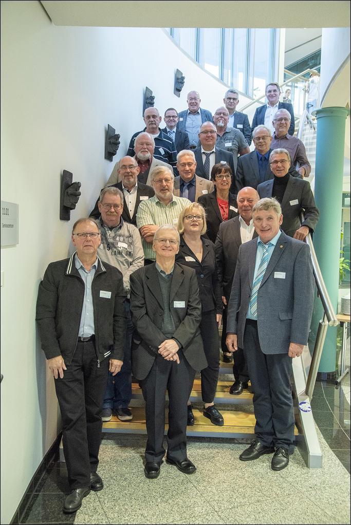 Ein halbes Jahrhundert bei thyssenkrupp Steel: Mitarbeiter feiern goldenes Dienstjubiläum