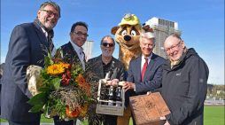Landesgartenschau Kamp-Lintfort: WolfganTrepper wird fünfter Laga-Botschafter