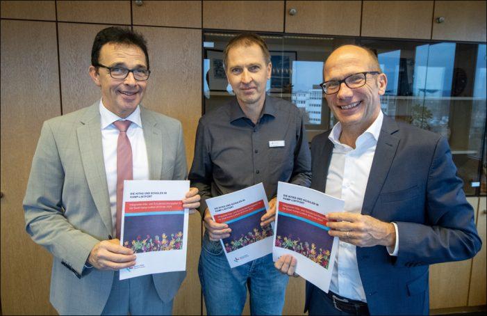 """Wer bestellt, sollte bezahlen: Kamp-Linforter Verwaltung kritisiert Finanzierung des Offenen Ganztags als """"Mogelpackung"""""""
