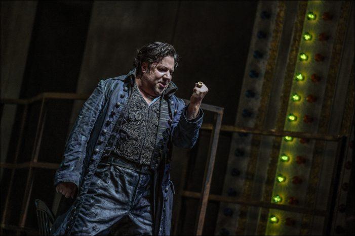 """Deutsche Oper am Rhein: Richard Wagners """"Ring des Nibelungen"""" begeisterte  im Theater Duisburg"""