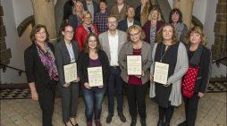 """Duisburger Unternehmerinnen mit dem """"Unternehmerinnenbrief NRW"""" ausgezeichnet"""