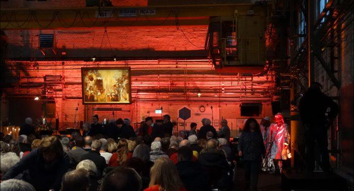 Barbarafeier bei HKM in Duisburg: Polizeipräsidenten Dr. Elke Bartels predigte beim ökumenischen Gottesdienst