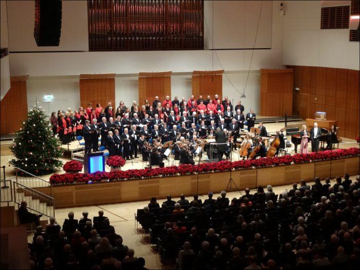 Jubilaren-Vereinigung thyssenkrupp: Weihnachtskonzerte mit thyssenkrupp-Chor begeisterten