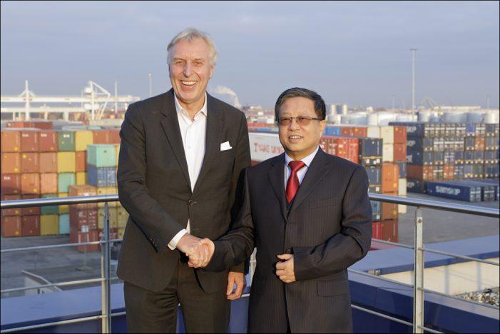 Duisburger Hafen erweitert China-Aktivitäten: duisport stärkt sein internationales Netzwerk