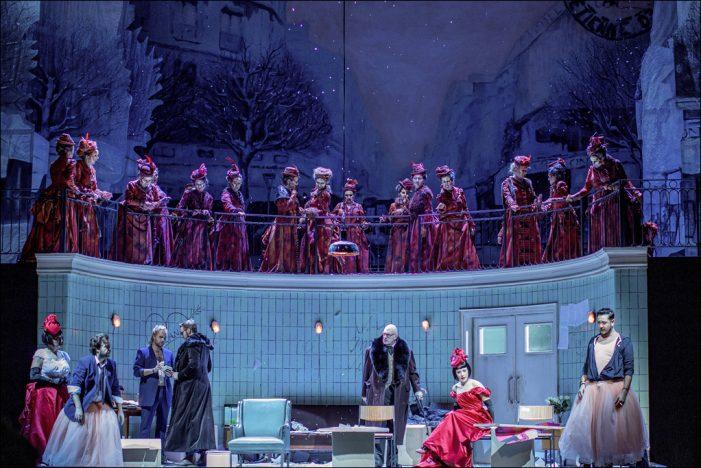 "Deutsche Oper am Rhein: Puccinis ""La Bohème"" begeisterte das Publikum im Theater Duisburg"