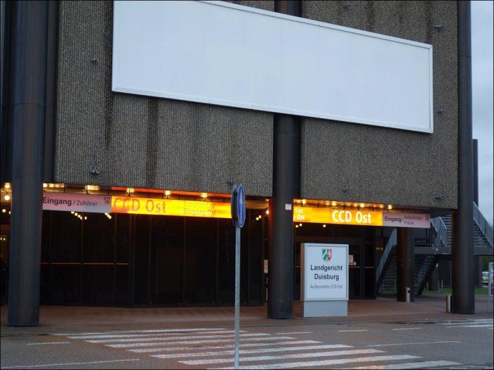 Loveparade-Strafprozess: Security-Mitarbeiter der Vereinzelungsanlage West als Zeuge