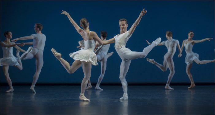 Ballett am Rhein Martin Schläpfers b.42 begeisterte bei der Premiere im Theater Duisburg