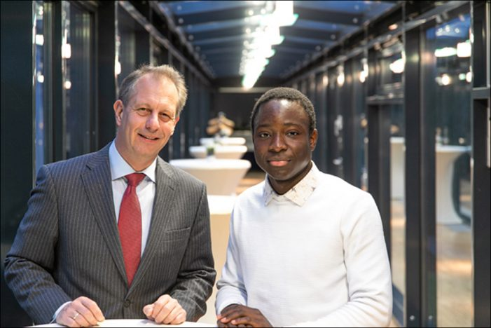 Unternehmerverband Duisburg fördert hochqualifizierte Studenten aus aller Welt