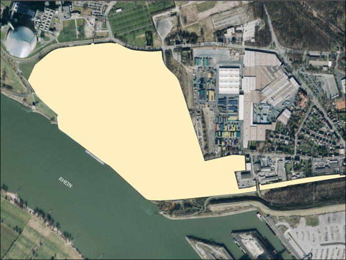 Erster Großkunde auf logport VI: DSV errichtet Distributor-Gate im Duisburger Hafen