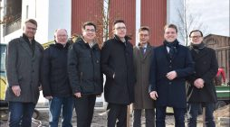 Landesgartenschau 2020 in Kamp-Lintfort lässt Kommunen näher rücken: Wir4 – einzigartig!