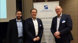 """Marketing-Club Duisburg-Niederrhein: Uwe Kluge stellte """"Duisburg ist echt"""" vor"""