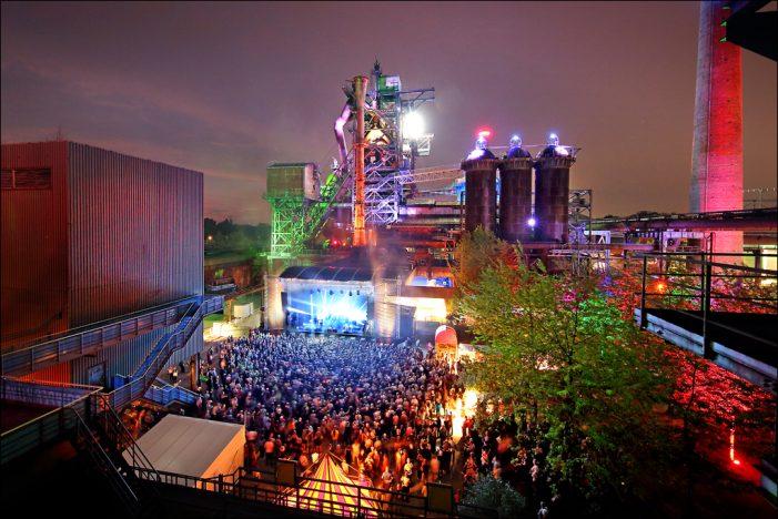 Rückblick auf Jubiläumsjahr 2019: 1,1 Millionen Gäste im Landschaftspark Duisburg-Nord