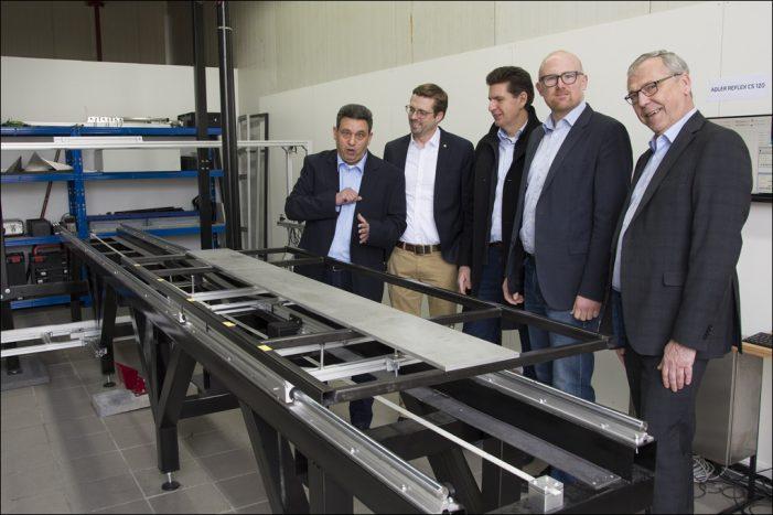 Asinco GmbH in Duisburg: Vom Ein-Mann-Betrieb zum etablierten High End-Technologieunternehmen